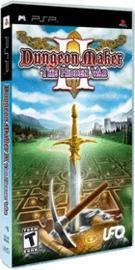 Dungeon Maker II: The Hidden War for PSP