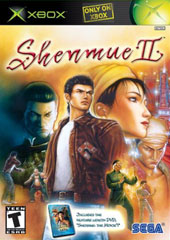 Shenmue II for Xbox