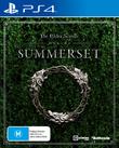 Elder Scrolls Online: Summerset for PS4