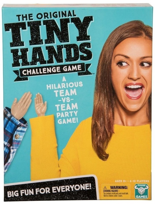 Tiny Hands - Challenge Game