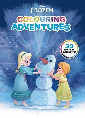 Frozen: Colouring Adventures (Disney) image