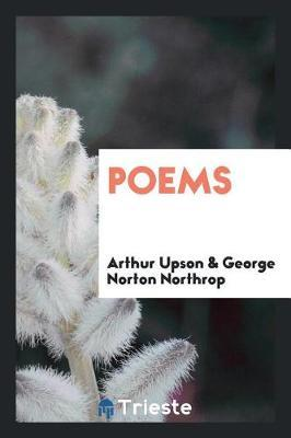 Poems by Arthur Upson