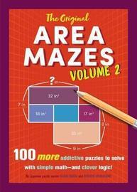 The Original Area Mazes, Volume 2 by Naoki Inaba image