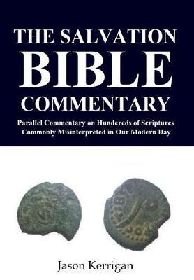 The Salvation Bible Commentary by Jason Kerrigan image