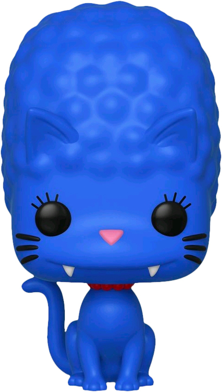 The Simpsons - Marge (As Cat) Pop! Vinyl Figure