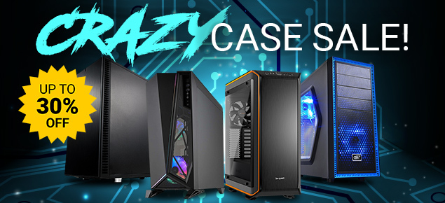 Crazy Case Sale!