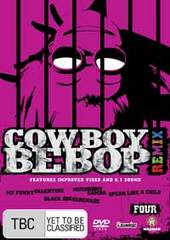 Cowboy Bebop: Remix - Vol 4 on DVD