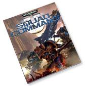 Warhammer Squad Command Artbook