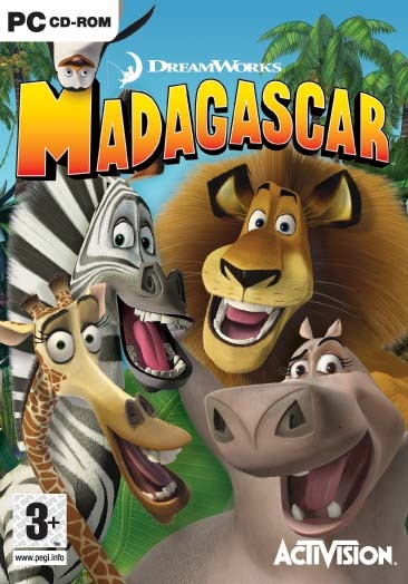 Madagascar (Awesome!) for PC Games