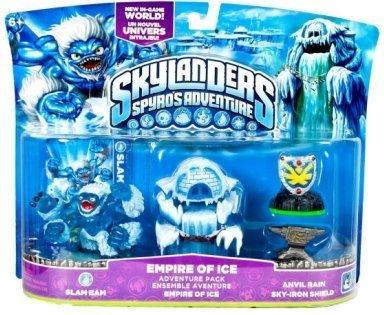 Skylanders Spyro's Adventure Empire of Ice Adventure Pack (All Formats) for Wii