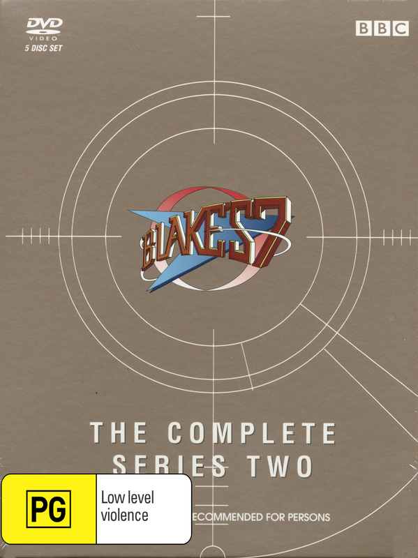 Blake's 7 - Complete Series 2 (5 Disc Box Set) on DVD