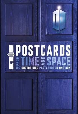Doctor Who Postcards from Time and Space image