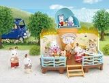 Sylvanian Families: Seaside Ice Cream Shop