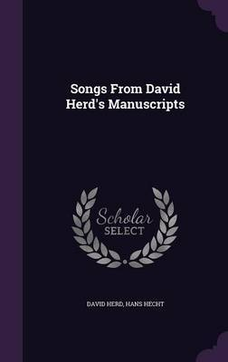 Songs from David Herd's Manuscripts by David Herd image
