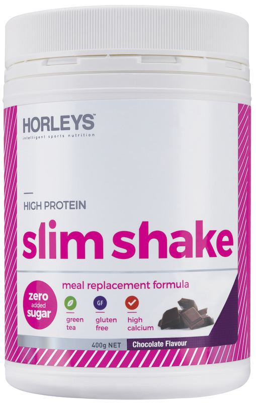 Horleys Slim Shake - Chocolate (400g)