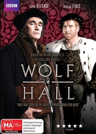 Wolf Hall on DVD