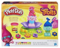 Play Doh: Trolls - Press N Style Salon Playset