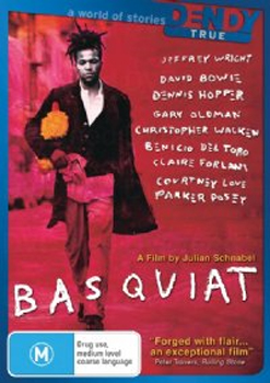 Basquiat on DVD image