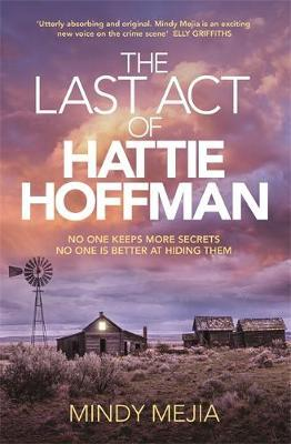 The Last Act of Hattie Hoffman by Mindy Mejia image