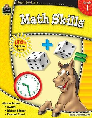 Math Skills, Grade 1