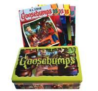 Goosebumps Retro Scream Collection by R.L. Stine