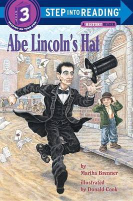 Abe Lincoln's Hat by Martha Brenner image