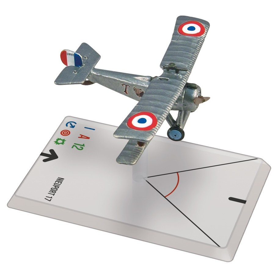 Wings of Glory: WW1 - Nieuport 17 (Thaw/Lufbery) image