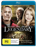 Legendary on Blu-ray