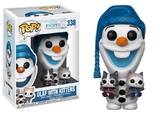 Frozen - Olaf (with Kittens) Pop! Vinyl Figure