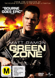 Green Zone on DVD