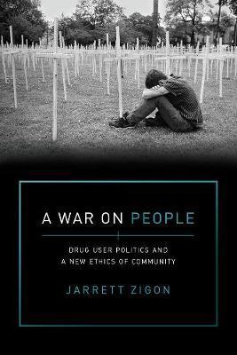 A War on People by Jarrett Zigon image
