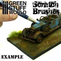 Green Stuff World - Scratch Brush Pens image