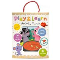 Play & Learn Activity Cards by Redd Byrd image