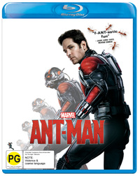 Ant-Man on Blu-ray image