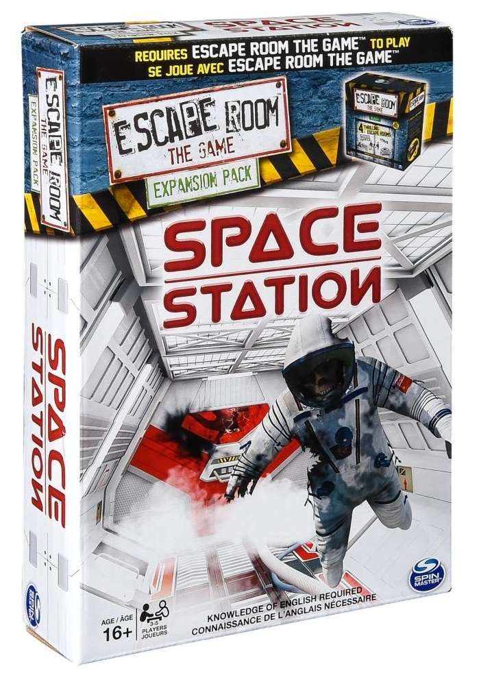 Escape Room: Space Station - Expansion image