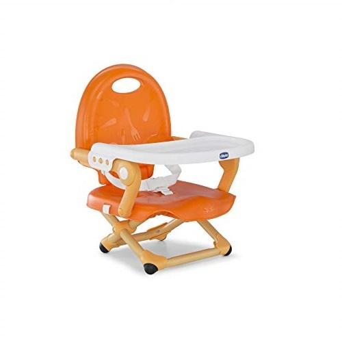 Chicco: Pocket Snack Booster Seat - Orange