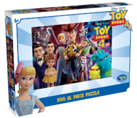 Holdson XL: 300 Piece Puzzle - Toy Story 4 image