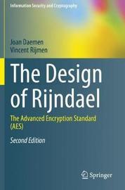 The Design of Rijndael by Joan Daemen