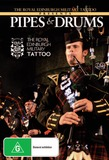 Pipes & Drums Of The Royal Edinburgh Military Tattoo DVD