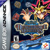 Yu-Gi-Oh! Dungeon Dice Monsters for Game Boy Advance