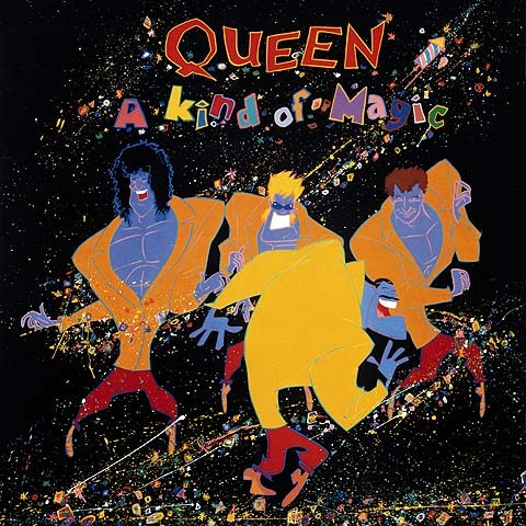 A Kind Of Magic by Queen image
