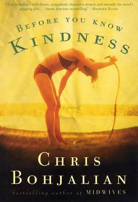 Before You Know Kindness by Chris Bohjalian image