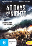 40 Days and 40 Nights on DVD
