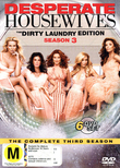 Desperate Housewives - The Complete 3rd Season (6 Disc Set) on DVD