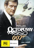 Octopussy (2012 Version) on DVD