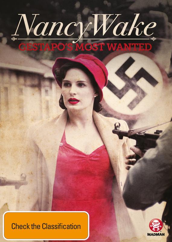 Nancy Wake: Gestapo's Most Wanted | DVD | In-Stock - Buy
