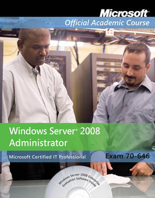 Exam 70-646 by Microsoft Official Academic Course image