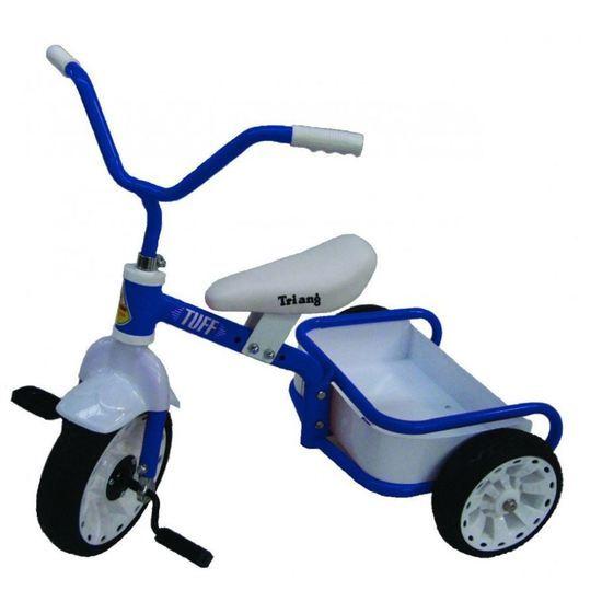 Tri-ang Tuff Trike - Blue image