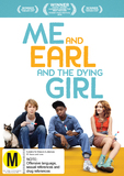 Me and Earl, and the Dying Girl on DVD
