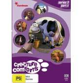 Creature Comforts - Series 2 Part 1 on DVD